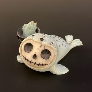 "💕3/$25 3"" seal furrybone figurine"
